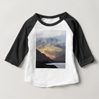 Great Gable from Wast Water Baby T-Shirt