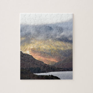 Great Gable from Wast Water Jigsaw Puzzle