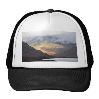 Great Gable from Wast Water Trucker Hat