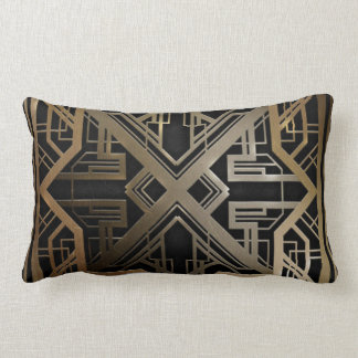 Great Gatsby Art Deco Style Pillow