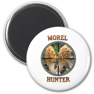 Great Gear For Morel Mushroom Hunters Magnet