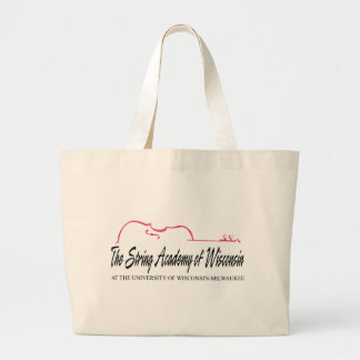 Great Gift ideas from the String Academy! Large Tote Bag