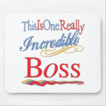 Great Gifts For Boss Mouse Pad