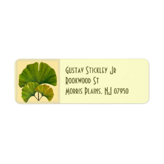 Great Ginkgo Art for Your Arts & Crafts Bungalow