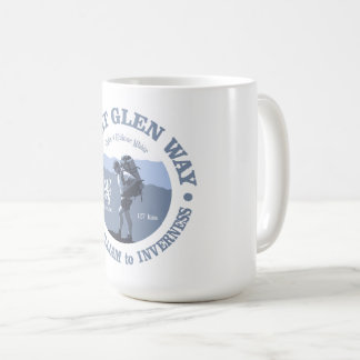 Great Glen Way Coffee Mug