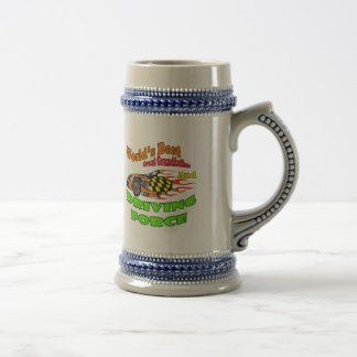 Great Grandfather Driving Force Father's Day Gifts Beer Steins