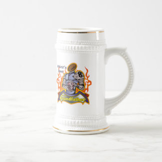 Great Grandfather Football Father's Day Gifts Coffee Mug