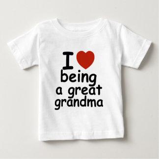 great grandma design baby T-Shirt