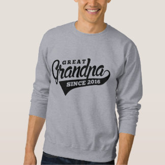 Great Grandpa Since 2016 Sweatshirt