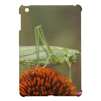 Great Green Bush-Cricket  (Tettigonia viridissima) Cover For The iPad Mini