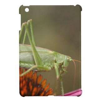 Great Green Bush-Cricket  (Tettigonia viridissima) iPad Mini Covers