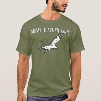 Great Heathen Army | Flying Raven T-Shirt