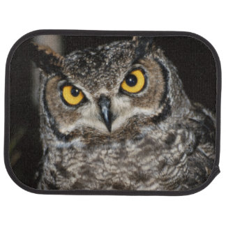 Great Horned Owl  2 Car Liners