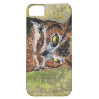 Great Horned Owl iPhone 5 Cases