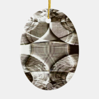 Great in it's Vagueness Ceramic Ornament