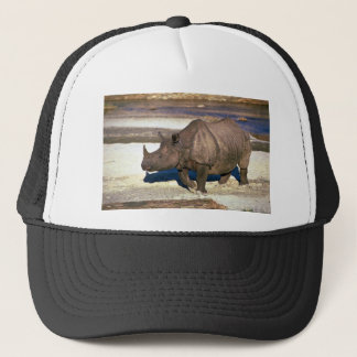 Great Indian One-Horned Rhino Trucker Hat