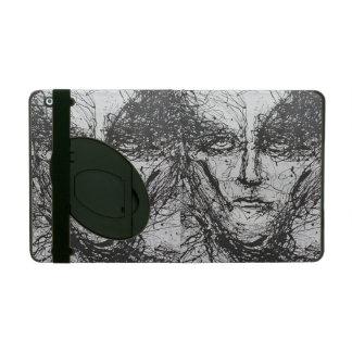 Great iPad 2/3/4 With Kickstand! iPad Case