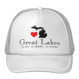 Great Lake - humor Trucker Hat