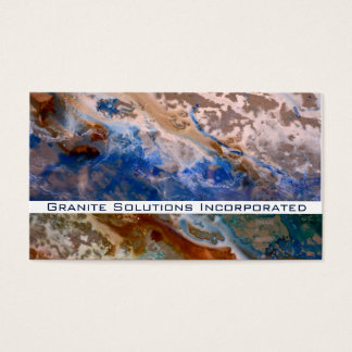 Great Lakes Granite Business Card