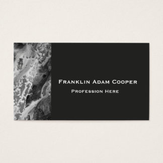 Great Lakes Granite -many shades of grey Business Card