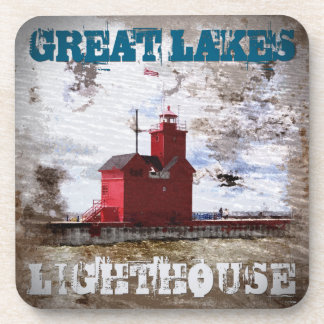 Great Lakes Lighthouse Coaster