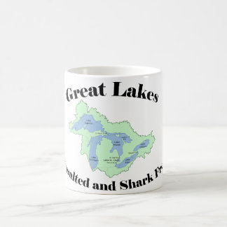 Great Lakes Mug Unsalted and Shark Free