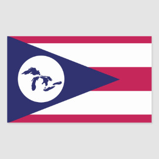 Great Lakes Regional Authority Flag Sticker