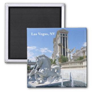 Great Las Vegas Magnet! Square Magnet