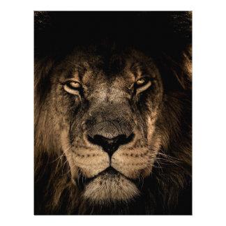 Great Lion Letterhead