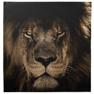 Great Lion Napkin
