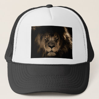 Great Lion Trucker Hat