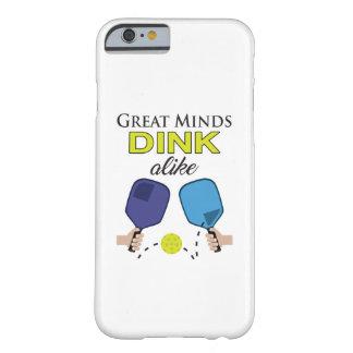 """""""Great Minds Dink Alike"""" Pickleball Case"""