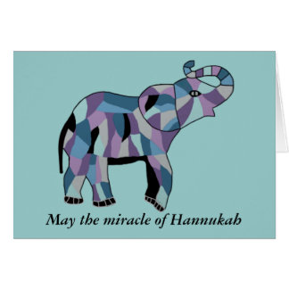 Great Miracle Of Hannukah Cards