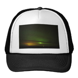 Great Northern Lights over Saskatchewan Trucker Hat