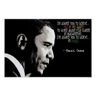Great Obama Poster