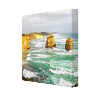 Great Ocean Road Australia Wrapped Canvas