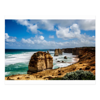 Great Ocean Road Postcard
