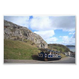 Great Orme Tram Photo Print