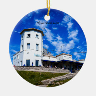 Great Orme wales. Ceramic Ornament