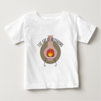 Great Outdoors Baby T-Shirt