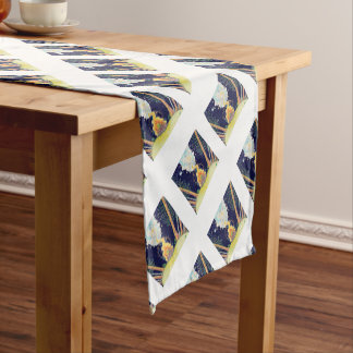 Great Outdoors Campfire Short Table Runner