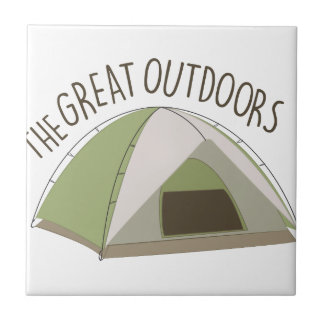 Great Outdoors Ceramic Tile