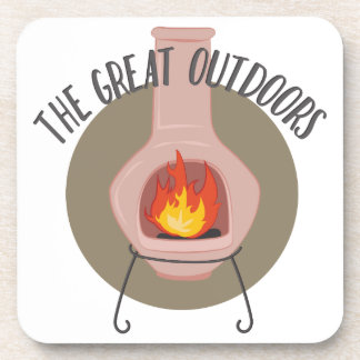 Great Outdoors Drink Coasters