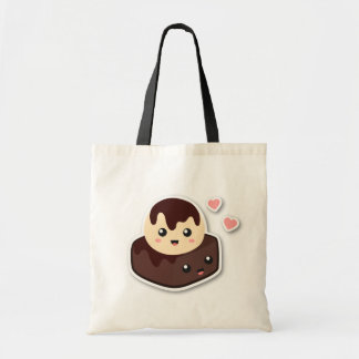 Great pair of Vanilla Ice Cream and Brownie Tote Bag