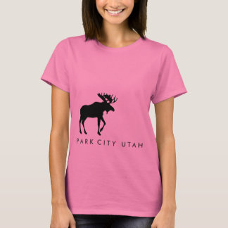 Great PARK CITY Moose Shirt - Custom Shirt Colors