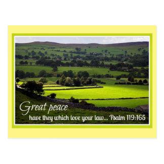 Great Peace Postcard
