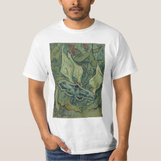 Great Peacock Moth by Vincent van Gogh T Shirt