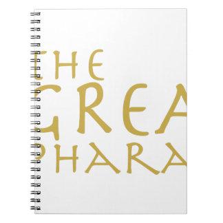 Great Pharaoh Notebook