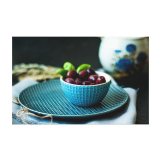 Great photo for any wall , for food lovers. canvas print
