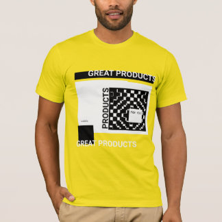 great products t-shirt